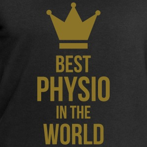 Best Physio in the world T-Shirts - Men's Sweatshirt by Stanley & Stella