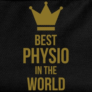 Best Physio in the world Magliette - Zaino per bambini