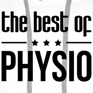 the best of Physio T-Shirts - Men's Premium Hoodie