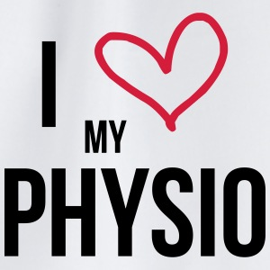 I Love my Physio Tazze & Accessori - Sacca sportiva