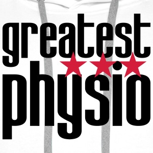 Greatest Physio Mugs & Drinkware - Men's Premium Hoodie