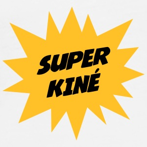 Super Kiné Mugs & Drinkware - Men's Premium T-Shirt