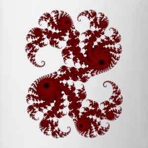 Julia set Fractal - Tasse