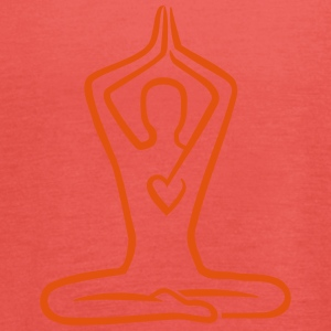 Meditation T-Shirts - Frauen Tank Top von Bella