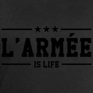 L'Armée is life ! Tee shirts - Sweat-shirt Homme Stanley & Stella