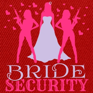 Bride Security Tops - Snapback cap