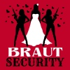 Braut Security JGA Tops - Frauen Premium Tank Top