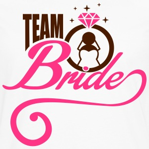 Team Bride T-Shirts - Men's Premium Longsleeve Shirt