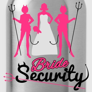 Bride Security Tee shirts - Gourde