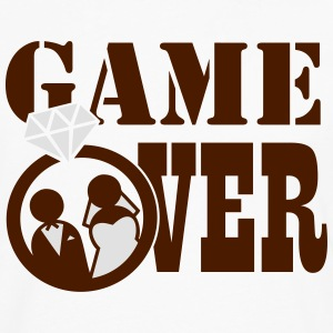 Game Over Tank Tops - Men's Premium Longsleeve Shirt
