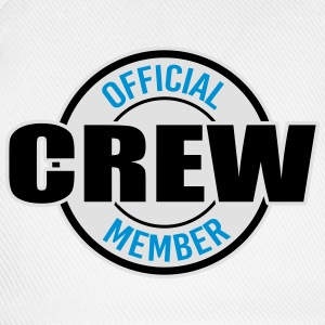 Official Crew Memeber Tops - Baseball Cap