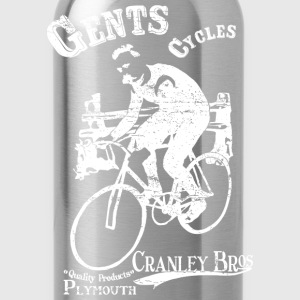Gents Cycles WH T-Shirts - Trinkflasche