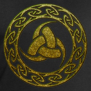 Triple Horn of Odin, Celtic Knot, Odin Symbol T-Sh - Men's Sweatshirt by Stanley & Stella