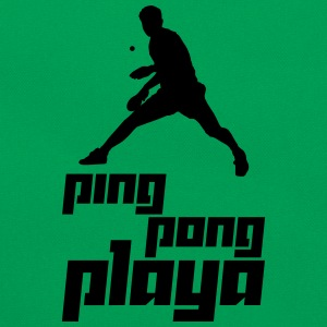 Ping Pong Playa (Vector) - Retro Bag