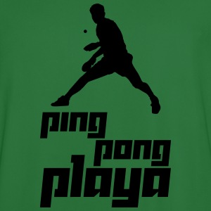 Ping Pong Playa (Vector) - Men's Football Jersey