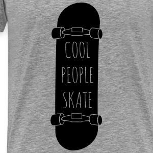 Cool People skate Hoodies & Sweatshirts - Men's Premium T-Shirt
