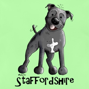 Staffordshire Bull terrier Shirts - Baby T-Shirt