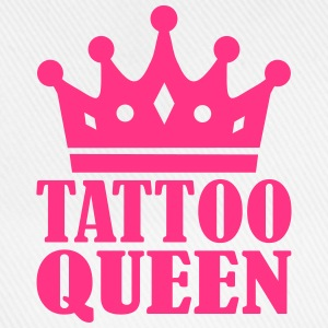Tattoo Queen T-Shirts - Baseballkappe
