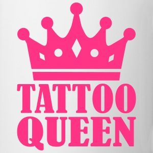 Tattoo Queen T-Shirts - Tasse