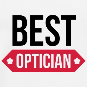 Best Optician Mugs & Drinkware - Men's Premium T-Shirt