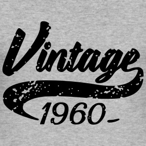 Vintage 1960 Sweaters - slim fit T-shirt