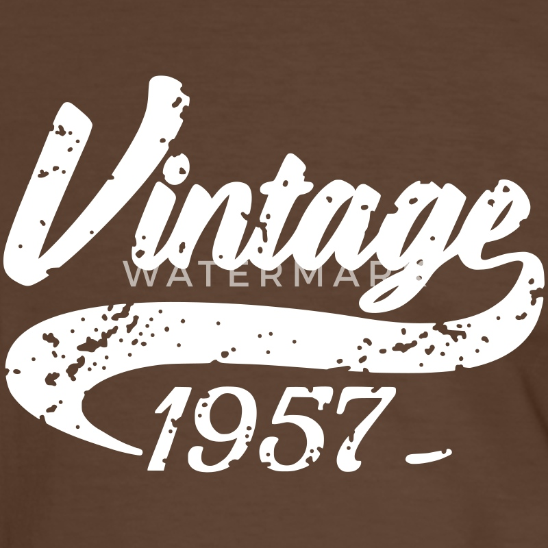 Vintage 1957 Tee shirts - T-shirt contraste Homme