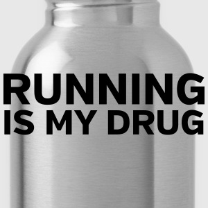 Running Is My Drug Bluzy - Bidon