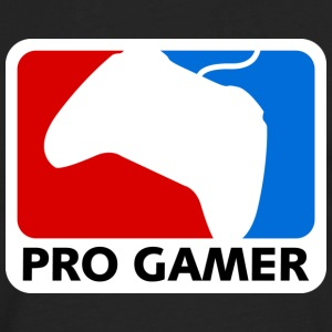 pro gamer league T-shirts - Mannen Premium shirt met lange mouwen