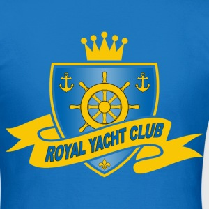 Royal yacht club 01 Sweat-shirts - T-shirt Femme