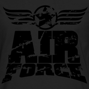 air force T-Shirts - Männer Premium Langarmshirt