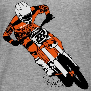 Moto Cross - motocross  T-Shirts - Men's Premium Longsleeve Shirt