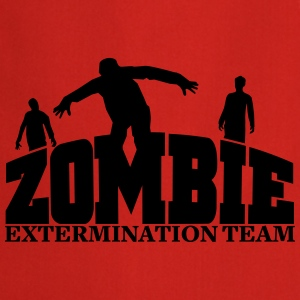 zombies T-Shirts - Cooking Apron