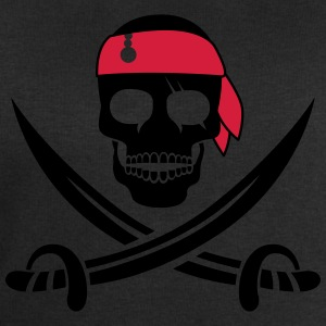 pirate skull T-Shirts - Men's Sweatshirt by Stanley & Stella