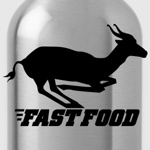 fast food T-Shirts - Water Bottle