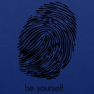 be yourself T-Shirts - Stoffbeutel