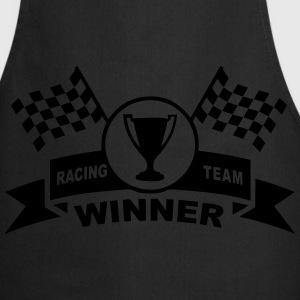 winner racing team T-Shirts - Cooking Apron