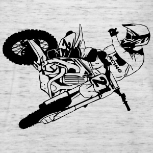 Moto Cross - motocross Sweaters - Vrouwen tank top van Bella