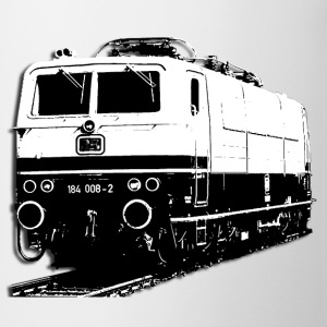 Locomotive DB184 T-shirts - Mok