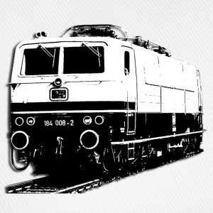 Locomotive DB184 T-shirts - Basebollkeps