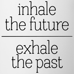 Inhale The Future - Exhale The Past T-shirts - Kop/krus