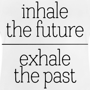 Inhale The Future - Exhale The Past Manches longues - T-shirt Bébé