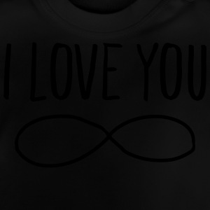 I Love You (Forever Symbol) Shirts - Baby T-Shirt