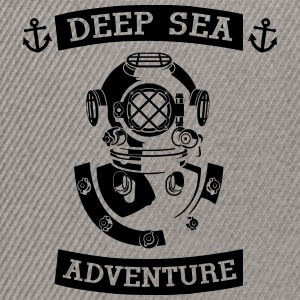 Deep Sea Adventure - Snapback Cap
