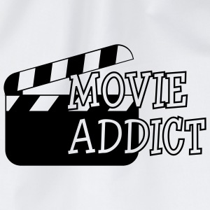 Movie Addict Tee shirts - Sac de sport léger