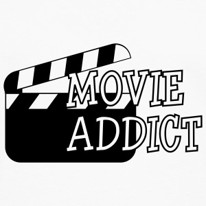 Movie Addict Tee shirts - T-shirt manches longues Premium Homme