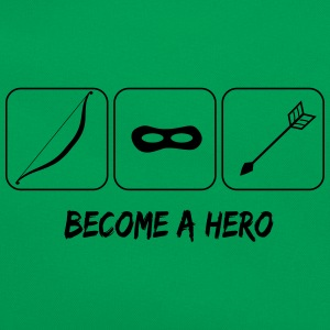 Become a hero T-shirts - Retroväska