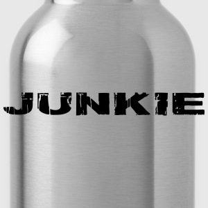 JUNKIE VECTOR T-Shirts - Water Bottle