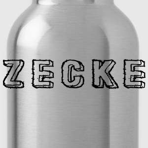 ZECKE VECTOR T-Shirts - Water Bottle