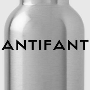 ANTIFANT VECTOR T-Shirts - Water Bottle