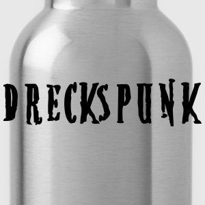 DRECKSPUNK VECTOR T-Shirts - Water Bottle